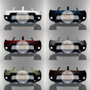 Бампер передний в цвет Рено Дастер 2010-2015
