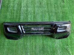 Бампер передний Mitsubishi Pajero