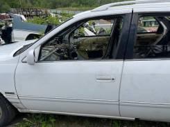 Дверь передняя левая белая (040) Toyota Mark II Qualis MCV25 85000km