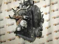 Шкода Октавия двигатель 1.9 дизель AHF AGR ALH ASV