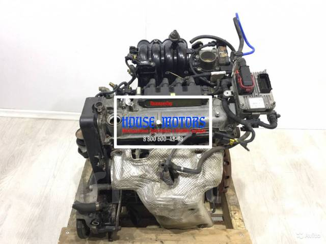 Контрактный Двигатель Fiat, проверенный на ЕвроСтенде в Москве