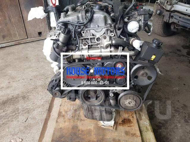 Контрактный Двигатель SsangYong, проверенный на ЕвроСтенде в Москве