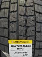 Dunlop Winter Maxx WM01, 205 65 r15
