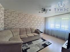 4-комнатная, улица Черняховского 21. 64, 71 микрорайоны, проверенное агентство, 81,4кв.м.