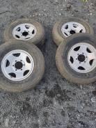 "Toyota. 6.0x15"", 6x139.70, ET25, ЦО 110,0мм."