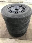 Продам комплект летних японских колёс Bridgestone 155/80/13 без пробег
