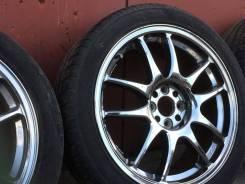 Диски Work R17 Toyota Corolla Fielder NZE121