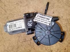 Моторчик стеклоподъемника двери задней левой Hyundai Santa Fe CM Hyundai-KIA [834502B000] 834502B000