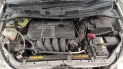 Двигатель 1ZZ-FE, пробег 41677Км