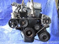 Двигатель Toyota Corona Premio AT210 4AFE A4763