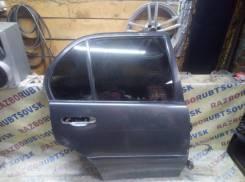 Дверь задняя правая Toyota Corsa EL43 5EFE