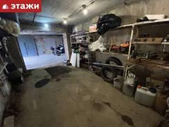 Гаражи капитальные. улица Борисенко 104а, р-н Тихая, 17,0кв.м., электричество, подвал. Вид изнутри