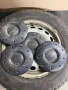 """Комплект зимних колес R15 5*112. 6.0x15"""" 5x112.00 ET47 ЦО 57,1мм."""