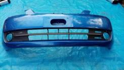 Бампер передний Mazda Demio DY Япония оригинал б/п