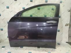 Дверь Honda Vezel 2014 RU3 передняя левая. Цвет NH821M