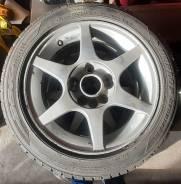 Продам комплект зимних колес 15