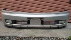 Бампер передний Nissan Cedric Y34 KY0 2002г.