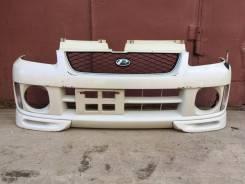 Передний бампер Subaru Pleo RA1