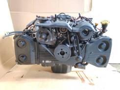 Двигатель EJ25D subaru legacy bg9 bd9 4301