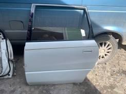 Дверь Toyota Ipsum 1999 [6700444011] SXM15 3SFE, задняя левая