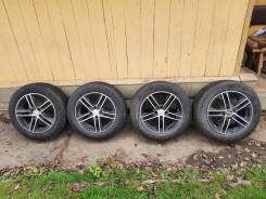 Продаю комплект зимних колес 185/65/15 на литье (4*100) Firemax