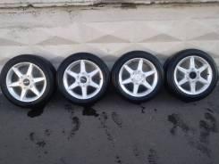 Genuine Zender Trophy Wheel 4/100 R16 7,5J ET35 Yokohama Advan A460