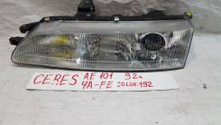 Фара левая Toyota Corolla Ceres AE101 4A-FE
