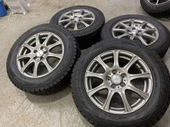 Weds Modica R15 5*100 6j et43 + 195/65R15 Dunlop Winter Maxx WM01 17