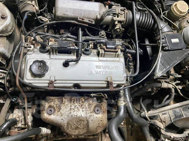 Двигатель СВАП комплект 4g63 Mitsubishi