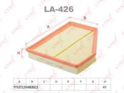 Фильтр воздушный LYNXauto [LA426] LA426
