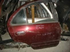 Дверь Nissan Bluebird Sylphy, правая задняя TG10