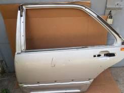 Дверь задняя левая Mercedes W140