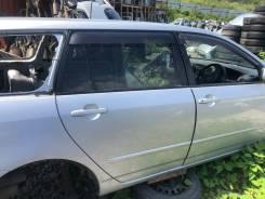 Дверь задняя правая серая (1E7) Corolla Fielder NZE121 87000km