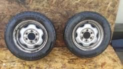 """Колеса летние Bridgestone 215/60/15.5 LT. x15.5"""" 6x139.70, 6x140.00"""