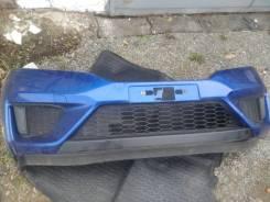 Бампер на Honda FIT GP5, GK5, GK4, GK3, GK6, GP6