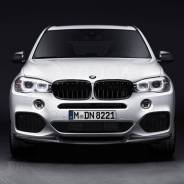 Фара X5/X6 xenon F15 BMW X5
