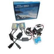 Комплект ксенона Autodaylight (H1,10000K) Slim Canbus