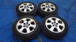 """Комплект летних колес на литье 205 60 16. Toyota Ipsum ACM21. F-28. 6.5x16"""" 5x114.30 ET45 ЦО 60,0мм."""