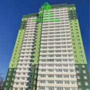 1-комнатная, улица Майора Филипова 7. Снеговая падь, агентство, 25,4кв.м. Дом снаружи