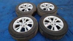 "Комплект летних колес на литье Honda Vezel RU1. 215 60 16. 7.0x16"" 5x114.30 ET48 ЦО 55,0мм."