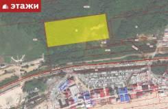 Продажа земельного участка 1,6 га на Шаморе. 16 000кв.м., аренда. План (чертёж, схема) участка