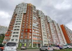 2-комнатная, улица Ватутина 4в. 64, 71 микрорайоны, проверенное агентство, 55,7кв.м. Дом снаружи