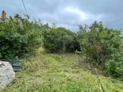 Земельный участок в пос. Трудовом под ИЖС. 1 200кв.м., собственность, электричество. Фото участка