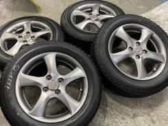 Toprun R15 4*100 5.5j et50 + 195/65R15 Dunlop Winter Maxx WM01 Japan