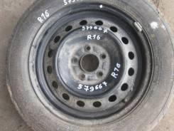 Диск колесный R16 железный 6.5x16/5x- ET- D-РАЗБОРТОВАН (1)
