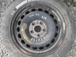 Диск колесный R16 железный (3C0601027M) 7x16/5x115 ET45 D57 SKODA SUPERB/ YETI/ VOLKSWAGEN PASSAT B6/ PASSAT CC