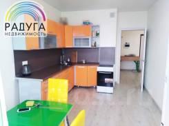 1-комнатная, улица Ватутина 4ж. 64, 71 микрорайоны, проверенное агентство, 48,1кв.м.
