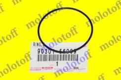Сальник раздатки (Кольцо под актуатор), Toyota (Оригинал), (004578) 9030156009