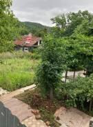 Продам земельный участок с постройкой на Маковского 180. 690кв.м., собственность, электричество. Фото участка