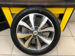 Комплект дисков Mitsubishi 4х100R15 с шинами Bridgestone 165/55R15